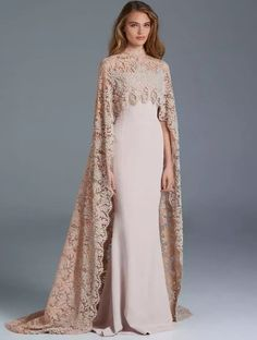Spring Couture Paolo Sebastian - what a beautiful way to use lace! Style Couture, Couture Fashion, Fashion Black, Gothic Fashion, Paolo Sebastian, Beautiful Gowns, Beautiful Outfits, Amazing Outfits, Beautiful Life