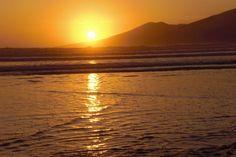 irish sunset   Beautiful Irish Sunset