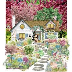 Garden of Dreams, created by tardishijack