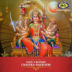 Chaitra Navratri is dedicated to the nine forms of Goddess Shakti. Observed with great fervour for nine days, this festival is also referred to as Rama Navratri and Vasanta Navratri. To appease the Goddess, the devotees must clean their body and mind. Ghatasthapana, Chandra Darshan and Shilputri Pooja are performed on this day. #PureDevotion