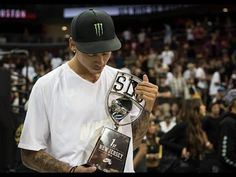 Nyjah Huston 2016 l  Work Skateboarding