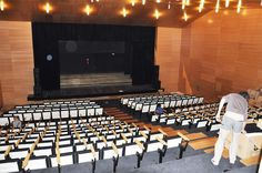 Nuevo teatro para Arahal, con un coste de 4 millones de euros y 6 años de obras