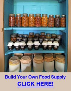 How Do You Prepare In Regards To Emergency Food Storage?
