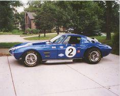 Corvette Grand Sport 1963