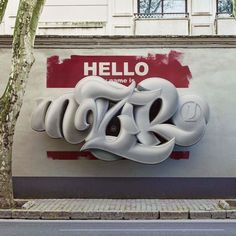 19 Incredible Pieces Of Street Art That Will Make You Want To Run Out And Take An Art Class - Unterwasserwelt Basteln Graffiti Piece, Graffiti Wall Art, Urban Graffiti, Graffiti Designs, Graffiti Tagging, Murals Street Art, Graffiti Lettering, Street Art Graffiti, Mural Art
