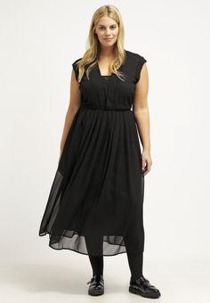 Zizzi Maxi dress - black - Zalando.co.uk