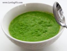 Healthy, Quick And Easy Pea Soup Recipe