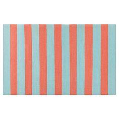 Colorful Striped Wool Rug | One Kings Lane
