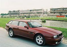 Wagon Wednesday (Aston Martin Virage Shooting Brake)