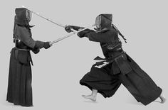 I miss practicing Kendo.