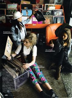 Fashion Ready: Early 90s Grunge