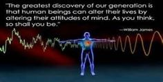 human beings as waves and particles - -
