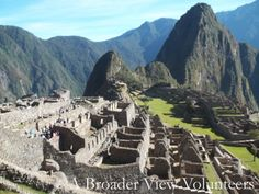 Volunteer Abroad Peru Cusco Social & Conservation Programs - Year round, projects from 1 week to 12 weeks: Medical, Teaching, Orphanage, National Parks, Spanish Immersion. For Groups, individuals, Families https://www.abroaderview.org #abroaderview #volunteer #peru #cusco #projectsabroad #gooverseas #goabroad #gapyear #peacecorps