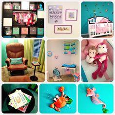 7 súper tips para decorar el primer dormitorio del bebé...