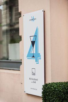 4eck Restaurant and Bar / 2014-2015 on Behance
