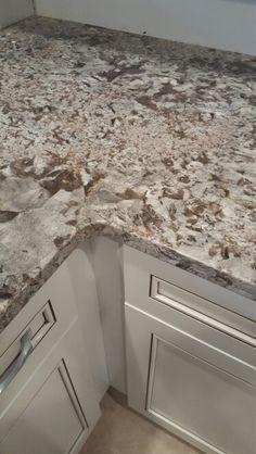 Best Delicatus White Granite Photo By Kitchenaddict 400 x 300
