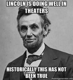 Lincoln: The vapid and dark history of the Republican Party you ...