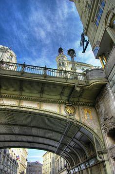 """""""Hohe Brücke"""" (High Bridge) Vienna, Austria"""