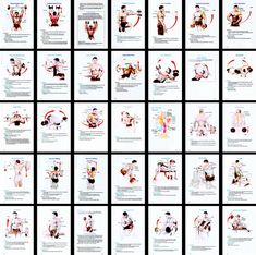 Strong body guide 12 week home workout program pdf Workout Plans hiit workout plans pdf Bodybuilding Training, Bodybuilding Workout Plan, Bodybuilding Routines, Bodybuilding Motivation, Hiit Workout Plan, At Home Workout Plan, At Home Workouts, Workout Body, Workout Guide