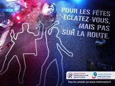 Sécurité routière - fêtes de fin d'année 2012 (Young & Rubicam)