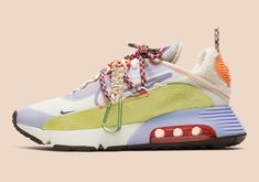 Go Mountain Climbing With This Nike Air Max 2090