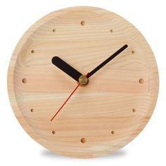 国産ひのきの置き時計 通販 - ディノス