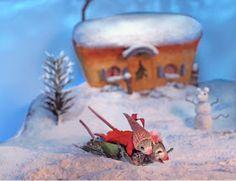 MousesHouses: Winter!