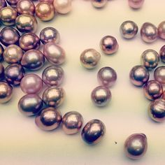 Edison pearls - @Adriano Genisi- #webstagram