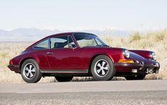 1969 Porsche 911 2.0 S. Ahhh, the perfect automobile and even the right color.