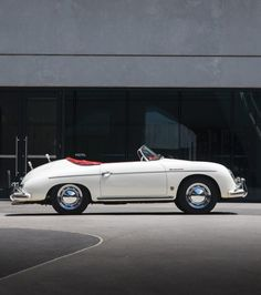 The MAN Magazine Porsche 356 Super Speedster