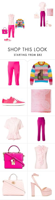 """""""fashion changes"""" by emmamegan-5678 ❤ liked on Polyvore featuring adidas, Gucci, Philippe Model, Elie Saab, Tome, Ports 1961, Dolce&Gabbana, Giuseppe Zanotti and modern"""
