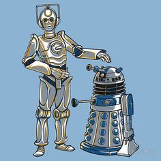 [ Doctor Who + Star Wars ]    BEST MASH-UP EVER