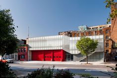 Greenpoint EMS Station by 01