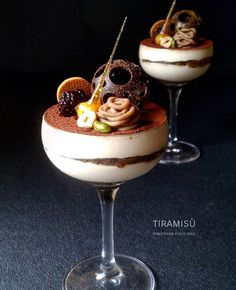 Dessert Restaurants, Desserts Menu, Creative Desserts, Gourmet Desserts, Desserts To Make, Great Desserts, Dessert Recipes, Dessert Presentation, Food Plating