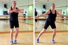 Make sure you warm up for a safe pregnancy workout, use these tips to stretch out and prepare for your pregnancy exercise session especially when using weights or the gym! See full workout here! Exercise During Pregnancy, Pregnancy Workout, Workout Warm Up, Workout Tops, Stylish Maternity, Workout Guide, Nutrition Tips, Weights, Sportswear