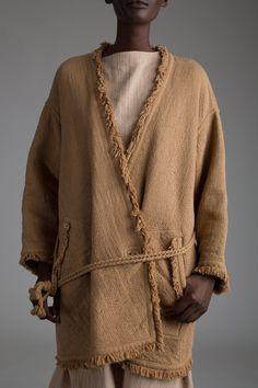 Vintage Issey Miyake Coat Designer Vintage Clothing Minimal Fashion