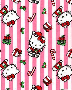 Hello Kitty - It's Christmas Kitty - White