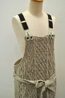 Arable Soil Aran Overalls by Iliann Loeb. I love these...ditto
