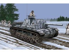 The Dragon 1/35 German SU-76i from the plastic military model kits range accurately recreates the real life German captured tank from World War II.