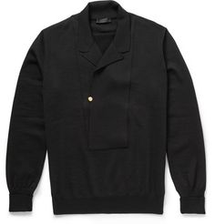 Alexander McQueen Lightweight Wool Cardigan | MR PORTER