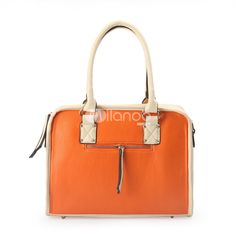 Gorgeous Soft PU Leather Women's Tote Bag