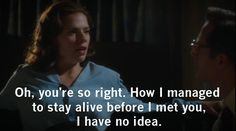 "Agent Carter doesn't need a man to help her. | 21 Gloriously Feminist Moments From ""Agent Carter"""