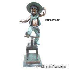 If you need child statue do not hesitate to contact Vincentaa at info@vincentaabronze.com    Welcome to visit Vincentaa latest project - 19 feet Bronze Lady Statues            http://www.vincentaabronze.com/gallery/19-feet-bronze-lady-statues/
