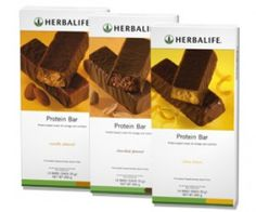 Free Herbal Life Protein Bar Sample to Request!
