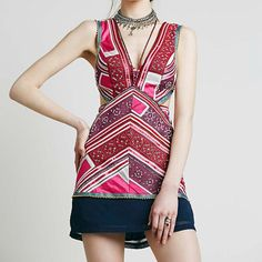 Free People Hill Tribe Dress
