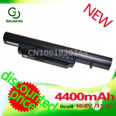 Golooloo laptop battery for Hasee SQU-1002 K580 PA560P SQU-1003 R410 CQB913 CQB916 CQB912 K580S CQB917 SQU-1008 R410G R410U T6-3 #Affiliate