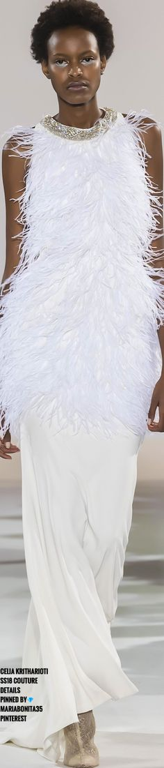 Celia Kritharioti SS18 Haute Couture