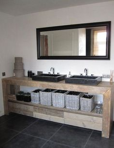 Ikea Godmorgon fronts from KOAK DESIGN | Pinterest | Sinks, Vanities ...