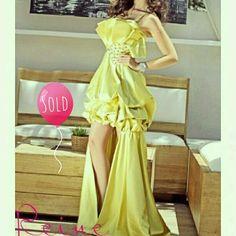 Sold Out   | Reine |  +962 798 070 931 ☎+962 6 585 6272  #Reine #BeReine #ReineWorld #LoveReine  #ReineJO #InstaReine #InstaFashion #Fashion #Fashionista #FashionForAll #LoveFashion #FashionSymphony #Amman #BeAmman #Jordan #LoveJordan #ReineWonderland #Dress #Gown #LimeGreen #EveningDress