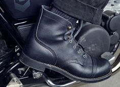 RED WING HERITAGE X WRENCHMONKEES - F/W 2015 - IRON RANGER • Guillotine